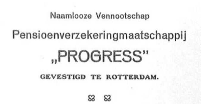 stempel NV Progress